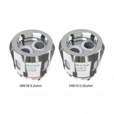rezistenta HW-N Dual 0.25 ohmi