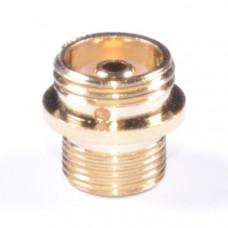 adaptor 510-901 scurt auriu