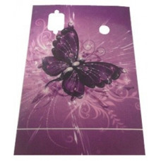 ProVari standard wrap - purple butterfly