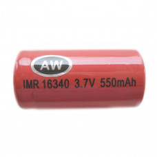 AW IMR 16340 550mAh