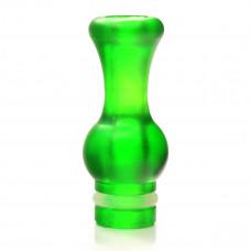 mustiuc 510 verde transparent - vaza