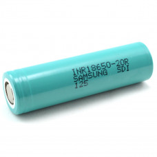 Samsung INR18650-20R 2000mAh