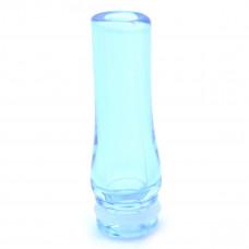 mustiuc sticla albastru