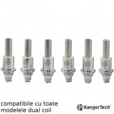 rezistenta Kanger dual coil 0.8