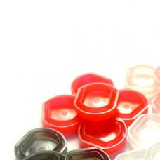 capacel rosu cartus eGo-T/eGo-C cilindric