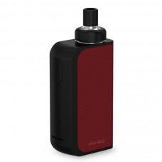 kit eGo AIO box negru-rosu