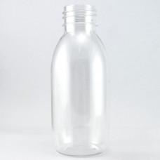 sticla 125ml PET transparenta