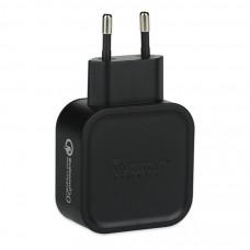 adaptor Avatar QC2.0 negru