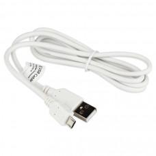Cablu micro USB QC alb