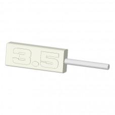 coiler 3,5mm plat