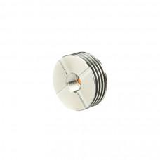 radiator 510 25mm argintiu