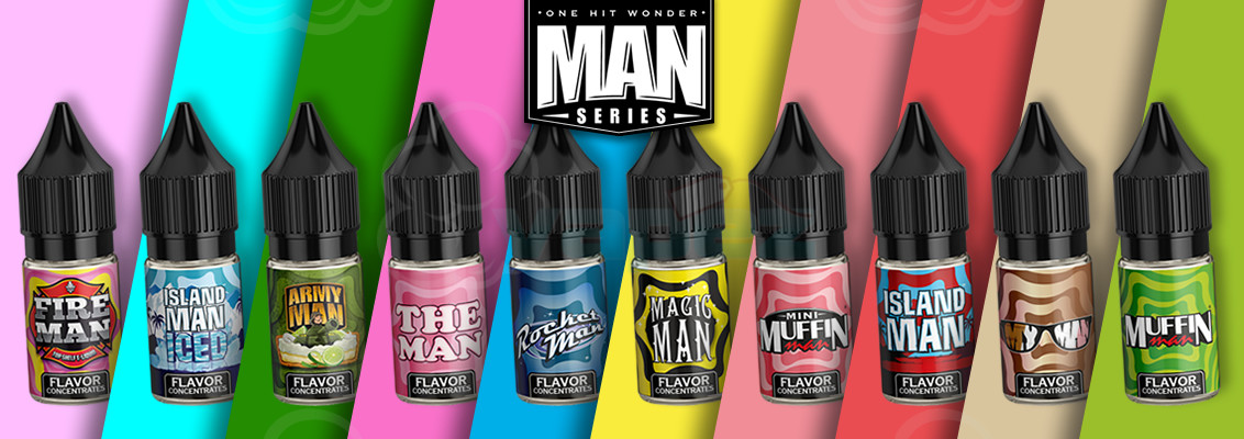 Man Flavor Series - One Hit Wonder
